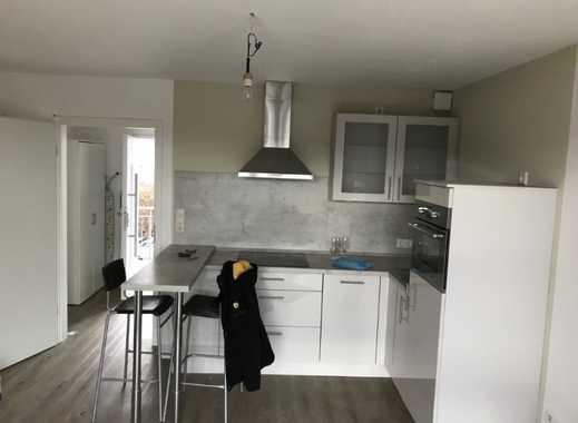Exklusive 1-Zimmer-Maisonette-Wohnung mit Einbauküche in Herdecke