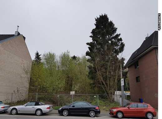 Grundstück für den Bau eines Mehrfamilienhaus. Herausragendes Potential!