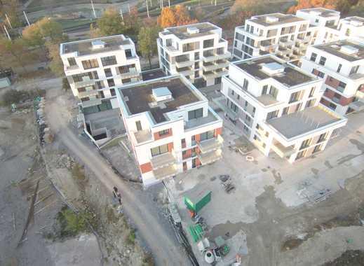 Exklusiv ausgestattete 3-Zimmerwohnung NEUBAU/ERSTBEZUG mit Gartenterrasse in bevorzugter Lage