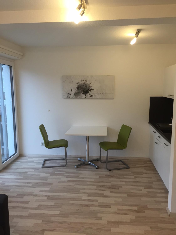 Zentral, gemütlich & möbliert - 1-Zimmer-Apartment für Pendler in Südstadt (Fürth)