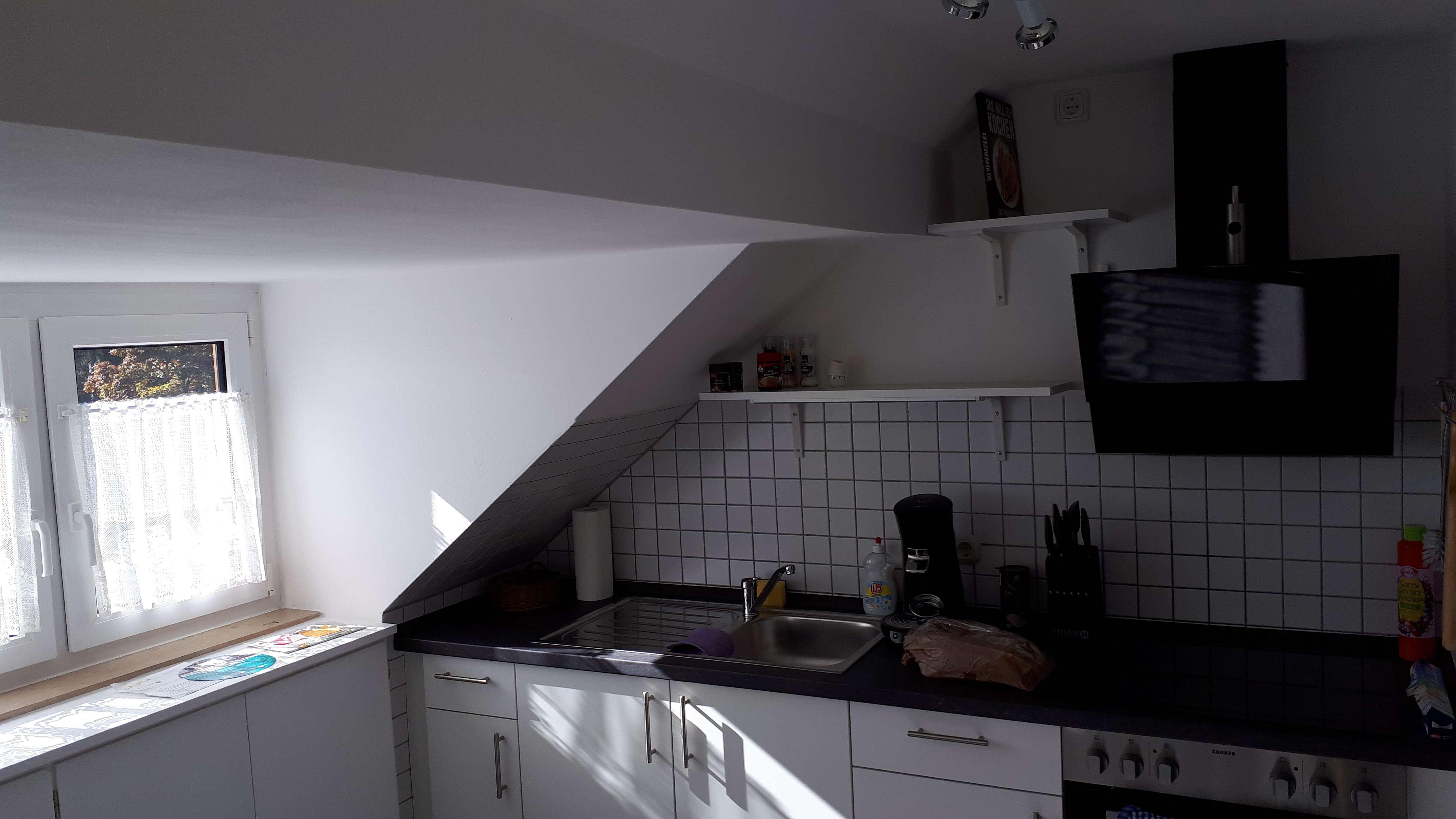 2 Zimmer Dachgeschosswohnung in Krailling (Starnberg)