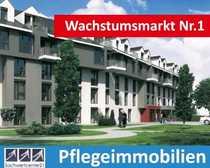 Wachstumsmarkt Nr 1 Pflegeimmobilie - Rendite