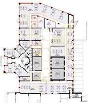 Repräsentative Einzel-Büros Bürogemeinschaft in Flughafen-