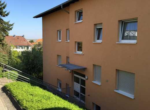 Schöne helle 4-Zimmer Wohnung in guter Lage von Bad Kreuznach