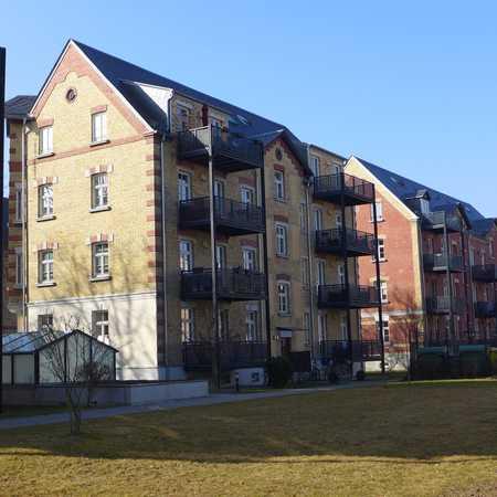 """Großzügige 2,5-Zi Dachgeschoß Wohnung mit Balkon und Wohnküche im  """"Neuen Proviantbach Quartier"""" in Augsburg-Innenstadt"""