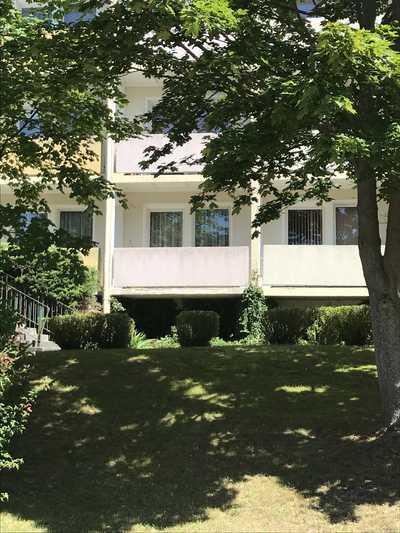 Kleine Wohnung mit Balkon und behindertengerechtem Zugang