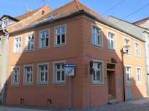 Denkmalgeschütztes Wohn- und Geschäftshaus am