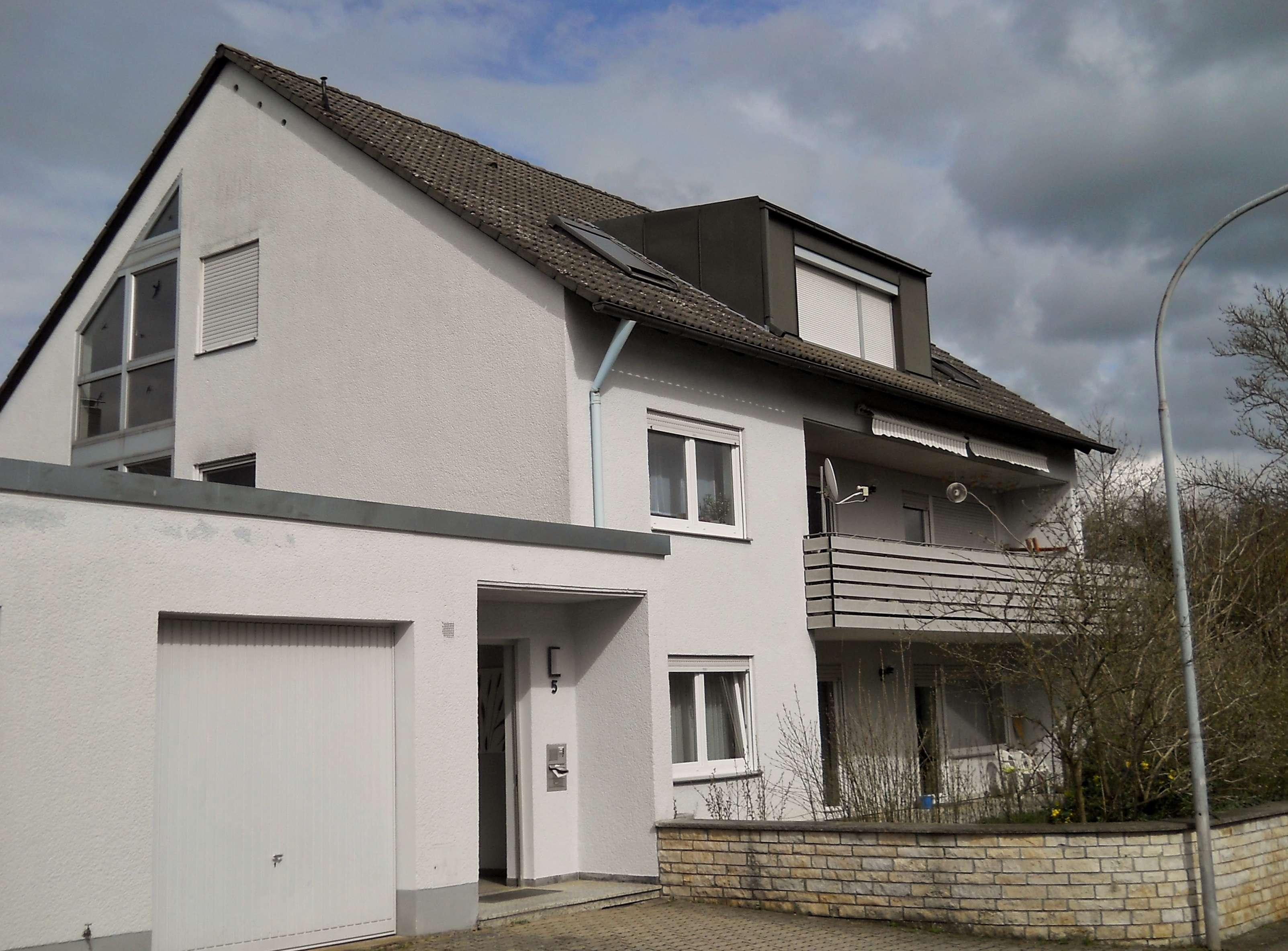 Gepflegte 3-Zimmer-DG-Wohnung  in Windsbach in