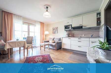 Gemütliches Urlaubsnest: 2-Zimmer-Wohnung, komplett möbliert in Bernau am Chiemsee