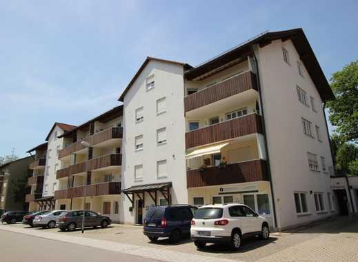 Gepflegte 3-Zimmer-Wohnung mit Balkon und EBK in Simbach am Inn
