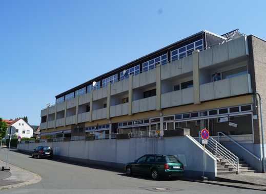Bad Pyrmont // Komplett renovierte 1- ZKB-Wohnung mit Balkon zu vermieten
