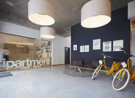 Bestes Apartmenthaus Deutschlands* / Design-ipartments / 25 bis 100qm ab 1.090€ incl. CoWorking!