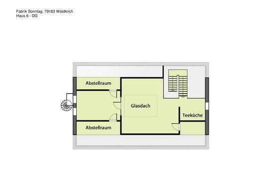Haus6 Grundriss DG