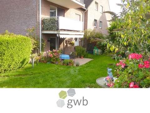Schone Erdgeschosswohnung Mit Terrasse Und Garten In Guter Lage Von Duisburg Ortsteil Muhlenberg