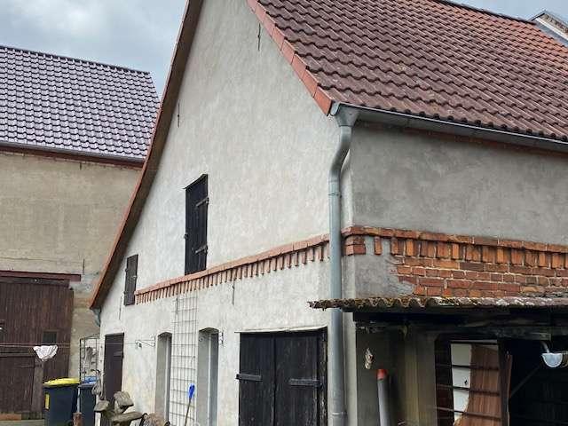 Nebengebäude im Innenhof