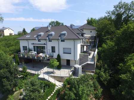 ... Luxus-Penthouse-Wohnung am Hang mit Bergblick + High-End-Ausstattung und EBK, Klimaanlage ... in Mühldorf am Inn