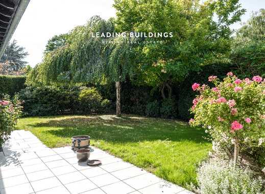 *Freistehendes 1-2 Familienhaus mit liebevoll gestaltetem Garten in exklusiver Lage*