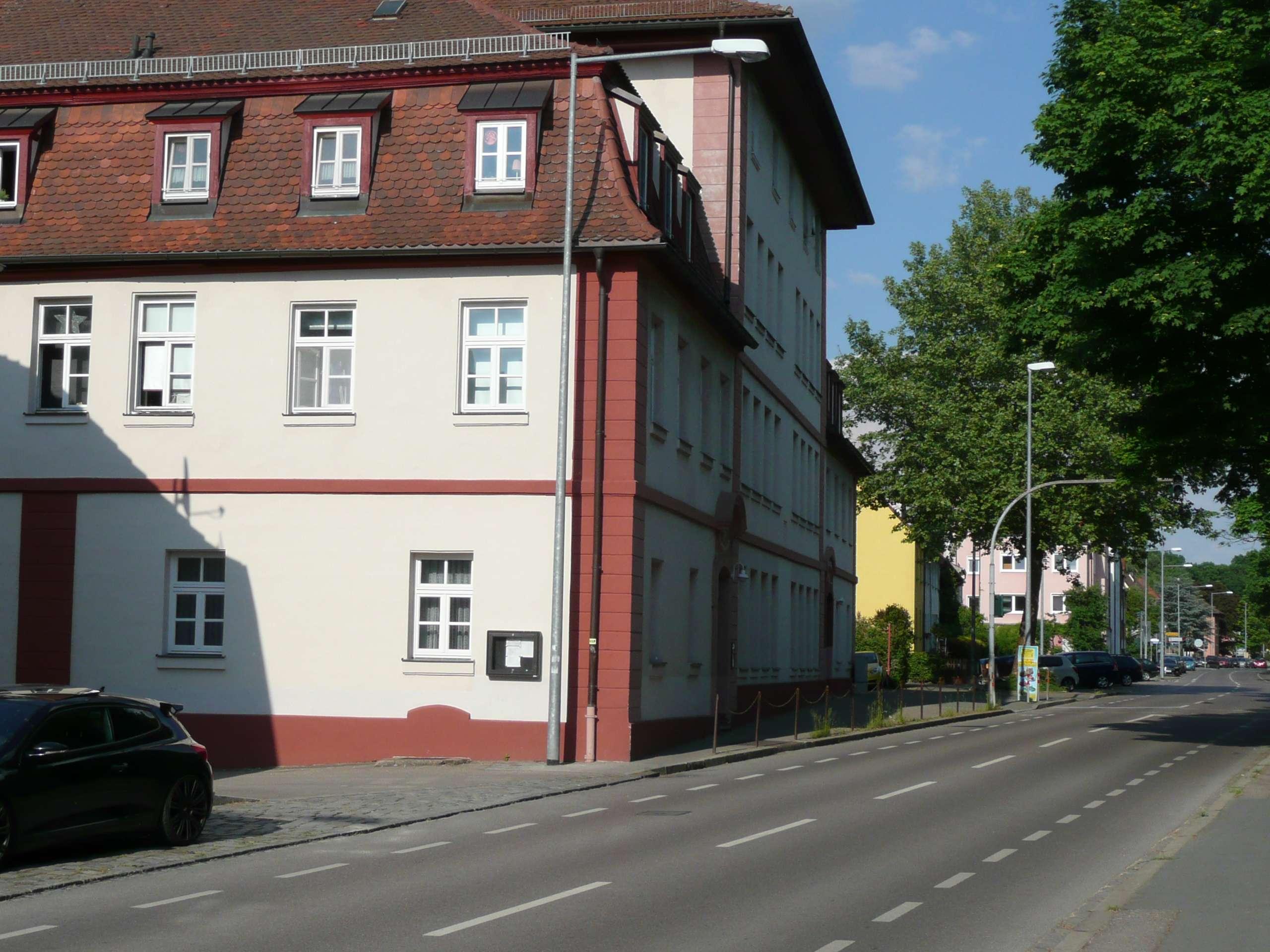 Ansprechende und helle 1-Zimmer-Wohnung in Schwabach in Schwabach-Innenstadt