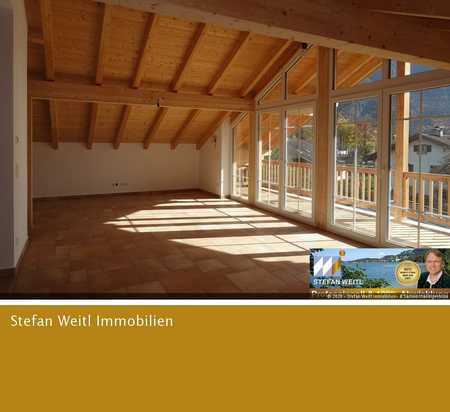 "** Tegernsee - Rottach-Egern"" Neuwertige großzügige 2-Zi.-Whg., Lift - ruhig - Wallbergblick ** in Rottach-Egern"