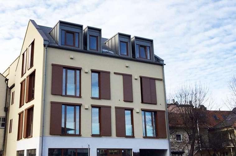 TOP APARTMENT IM ZENTRUM - 590€ + NK, 30 m², 1 Zimmer in Pfaffenhofen an der Ilm
