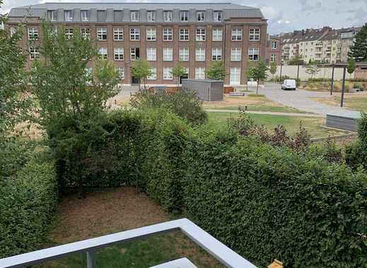 Helle 3 Zimmer Wohnung mit Einbauküche in zentraler Lage von Düsseldorf