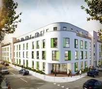 75 Neubau Studentenwohnungen mit Terrasse