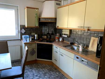 2-Zimmer-Wohnung mit Balkon und EBK in Blumenau, München in Hadern (München)