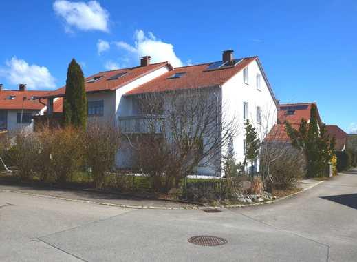 Energetisch sanierte und ansprechende Doppelhaushälfte in Bad Wurzach