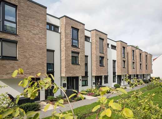 Neu im dritten Bauabschnitt: Moderne Stadthäuser in beliebter Wohnlage im Mühlenviertel