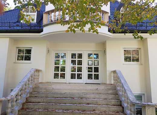 RIVA Luxus-Loft-Wohnung mit Garten, bestes Grünwald