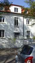 Gepflegte 3-Raum-Erdgeschosswohnung mit Balkon in