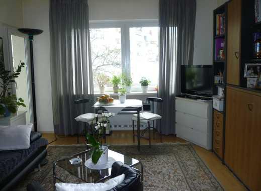Möbiliertes 1-Zimmerappartement mit Balkon
