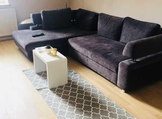 Stilvolle 3-Zimmer-Maisonette-Wohnung , Jugenddstil, Schwabing-West, München