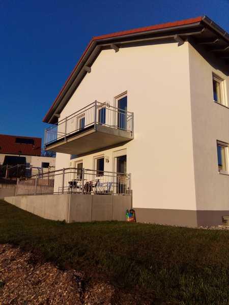 Erstbezug mit Balkon: attraktive 4-Zimmer-Wohnung in Jetzendorf in Jetzendorf