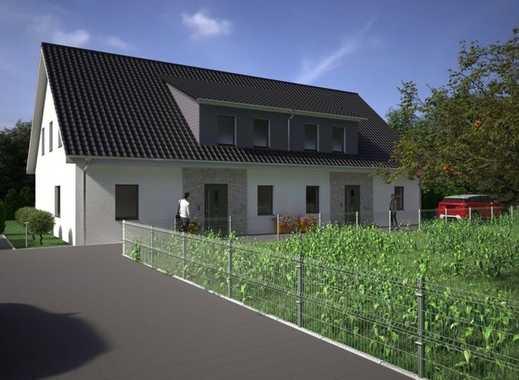 Energie-effizientes Zuhause in einer Doppelhaushälfte