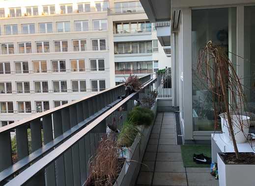 Stilvolle, geräumige 3-Zimmer-Wohnung mit Balkon und Einbauküche, Berlin