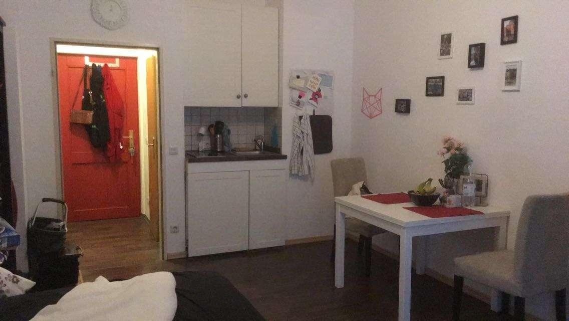 Appartment in Uninähe ( 1o Minuten) in