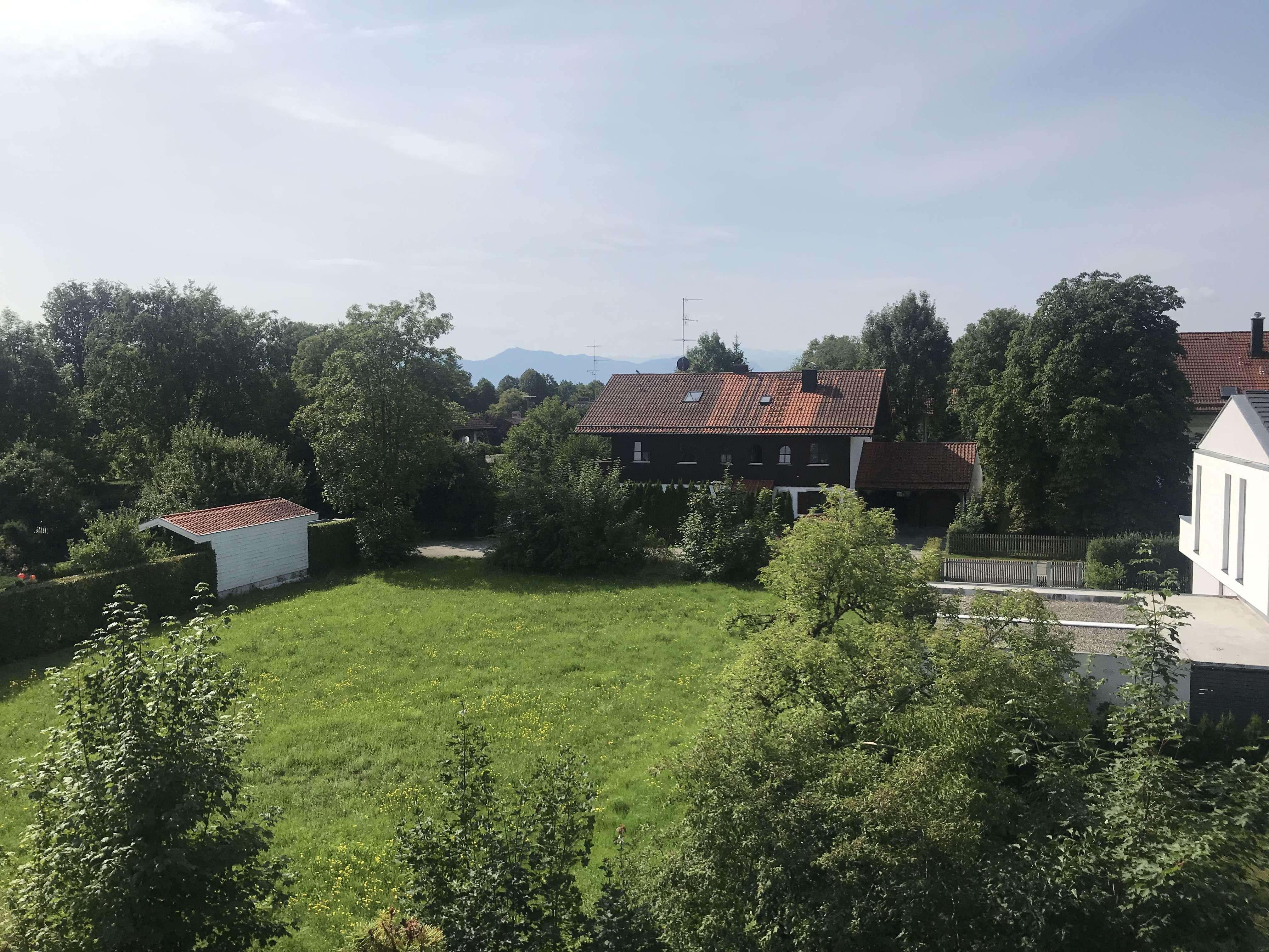 Exklusive, vollständig renovierte, ruhige 3-Zimmer-Wohnung mit großem Balkon in Seeshaupt in Seenähe in Seeshaupt