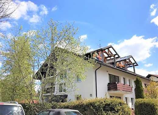 Dachgeschoss mit 2 Balkonen und 2 Freisitzen