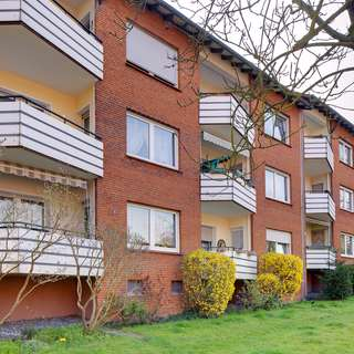 Schön aufgeteilte Wohnung mit Balkon in familienfreundlicher Wohnlage!!