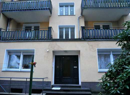 Schöne 2,5-Zimmer-Wohnung für Selbstrenovierer!
