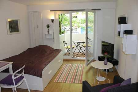 Schöne 1 Zimmer Wohnung mitten in Schwabing in Schwabing-West (München)