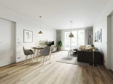 2-Zimmer-Neubau-Mietwohnung für Personen mit WBS Einkommensstufe 1 in Coburg-Zentrum (Coburg)