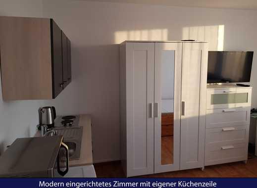 TOP vollmöbliertes WG-Zimmer inkl. privater Küche, TV & LAN