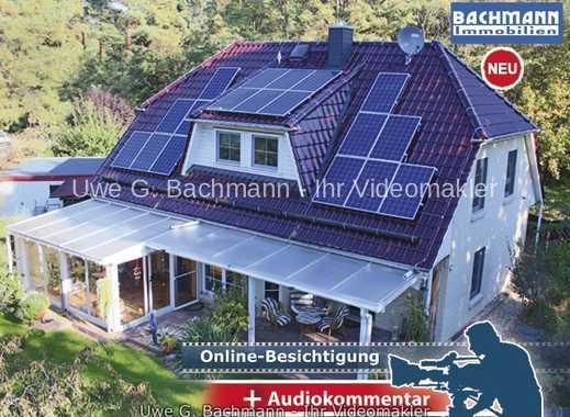 Hoppegarten / Waldesruh: Detailverliebter Wohntraum in Hauptstadtnähe - UWE G. BACHMANN