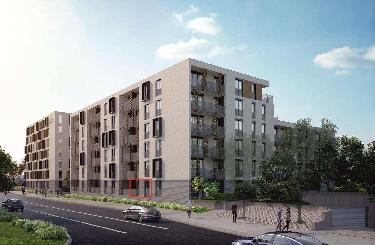 2-Zimmer-Wohnung in Ingolstadt *Neubau*