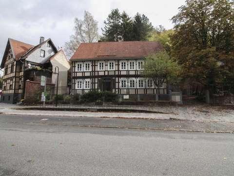 Denkmalgeschutztes Fachwerkhaus Im Harz 3 Vermietete Wohneinheiten