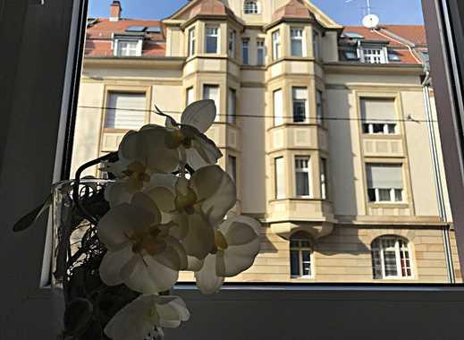 Exklusive und hochwertig ausgestattete Altbau-Wohnung mit Charme im Stuttgarter Süden