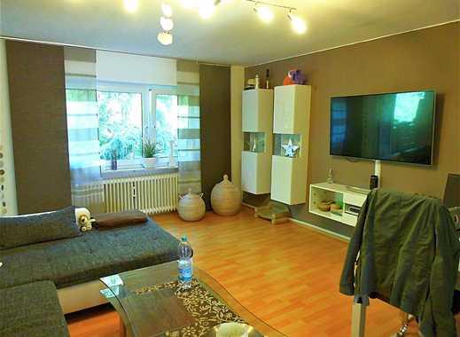 Wiesbaden-Medenbach: 3-Zimmer-Wohnung im Grünen; Tageslicht-Wannenbad; WG-geeignet; EBK möglich