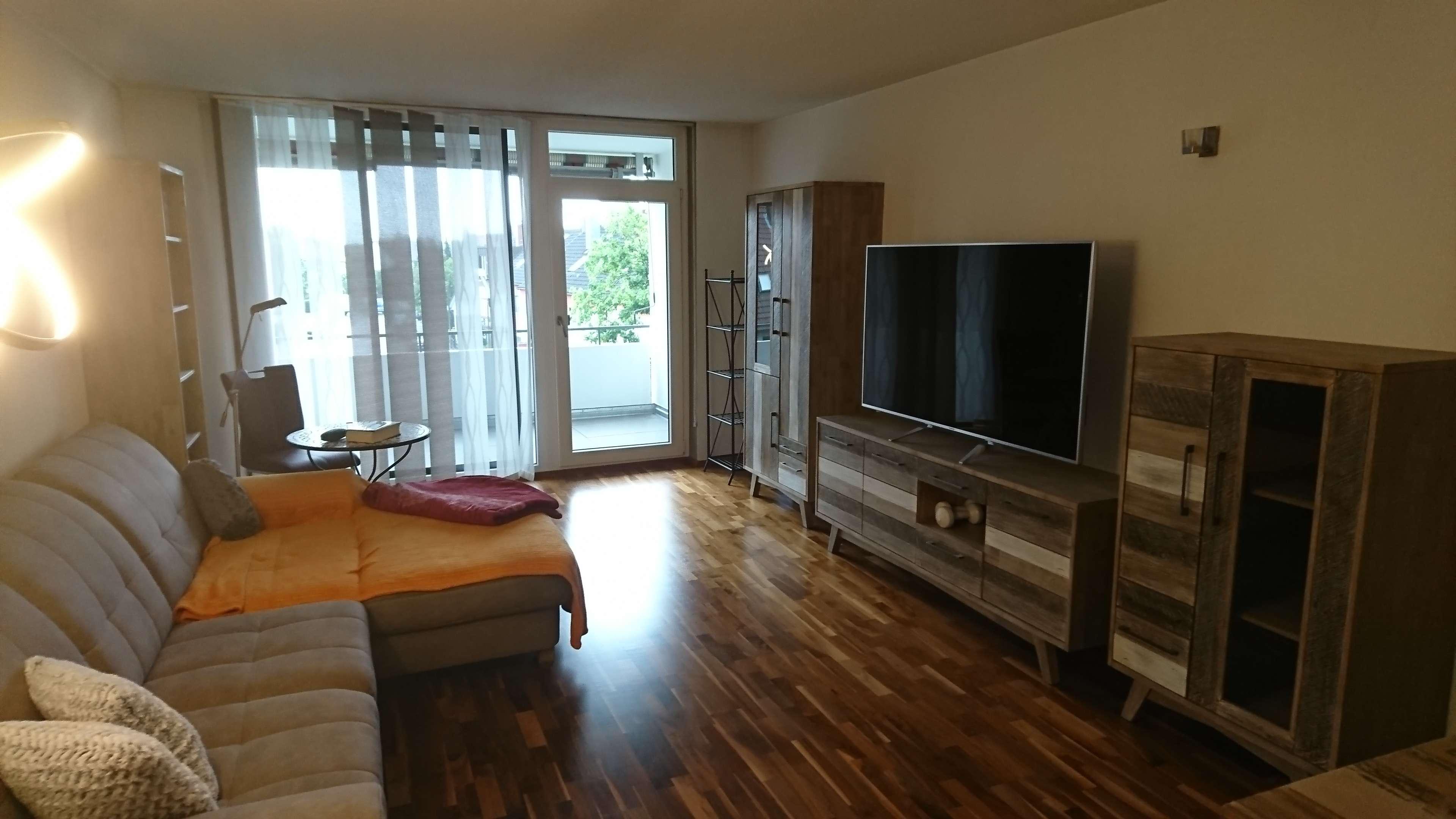 Schöne 2 Zimmer Wohnung in Großgründlach EBK